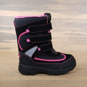 Athletech Youth Girls Snow/Winter Boots